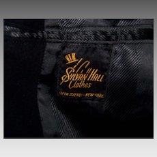 Vintage Sylvan Hall Overcoat