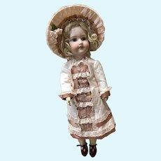 """21"""" Doll Handmade Costume & Bonnet"""