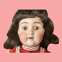 "23"" Antique German Bisque 101 Mystery Doll"