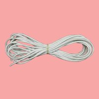10 yards of 4 MM Doll Stringing Elastic Bungee