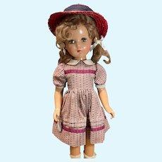 "21"" Arranbee Nancy Lee Composition Doll"