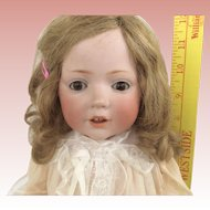 Antique German Bisque Hilda Baby Doll Kestner 237