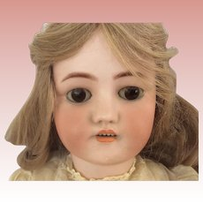 "30"" CM Bergman Simon And Halbig 131/2 Antique German Bisque Doll BJ body"