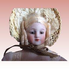 "Simon And Halbig Bisque 1160 Little Women 8"""