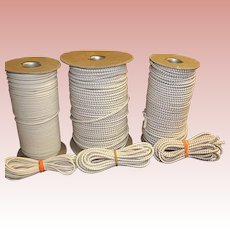 5yards Each 3MM, 4MM, And 5MM Doll Stringing Elastic Bungee Cord