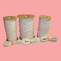 10 Yards Of 3MM Doll Stringing Or Bungee Cord. Free Shipping