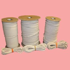 6 Yards Of 3MM Doll Stringing Or Bungee Cord. Free Shipping
