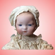"16"" Antique Bisque Dream Baby Compo Body"
