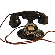 Western Electric Desk Phone