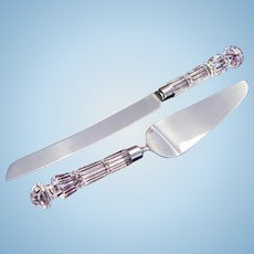 Waterford Crystal Pie / Cake Server