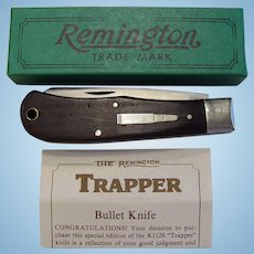 Remington 1989 Bullet Trapper