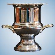 Oneida Silver Plate Du Maurier Wine Cooler