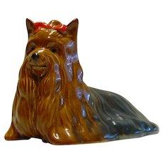 Beswick Yorkshire Terrier Porcelain Figurine