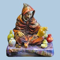 "Royal Doulton Porcelain Figurine ""The Potter"" HN1493"