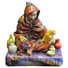 "Royal Doulton Porcelain Figurine ""The Potter"" HN1493"