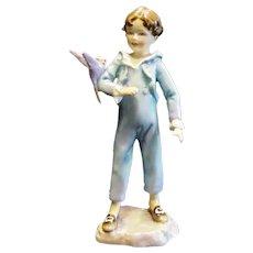Royal Worcester Figurine The Parakeet 3087