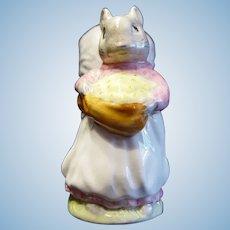 "Beswick Beatrix Potter's ""Goody Tiptoes"" Bunnykin"