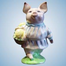 "Beswick Beatrix Potter's ""Little Pig Robinson"" Bunnykin"