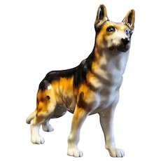 Royal Doulton, German Shepherd, Alsatian