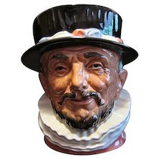 Royal Doulton #D6206 Beefeater Large Character Jug