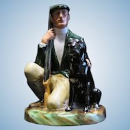 """Royal Doulton HN2879 """"The Game Keeper"""" Retired"""
