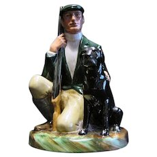 "Royal Doulton HN2879 ""The Game Keeper"" Retired"