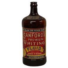 Sanford's Ink Bottle