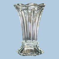 Heisey #354 Colonial Scalloped Top Vase