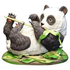 Boehm Porcelain Giant Panda Bear