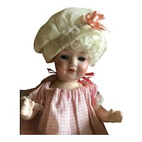 "German Bisque, Armand Marseille, Mold 560a, 7"" Character Baby"