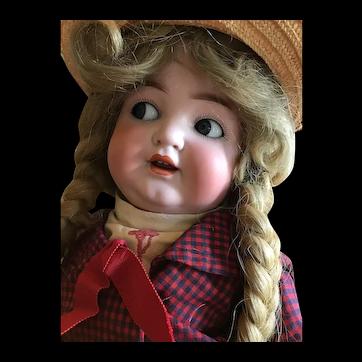 Flirty eyes German Character Toddler, Kley & Hahn, Mold number, 680.
