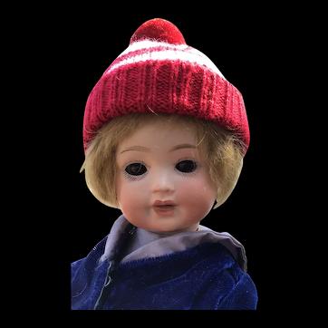 "German Bisque Toddler, PM, Mold 914, 10"""