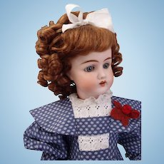 """Stunning Rare Beauty by  Gans and Seyfarth c1900's Germany All Original 23"""" Doll"""