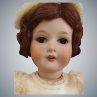 "Antique C.M. Bergmann Walterhausen German 1916 23"" Bisque Doll"