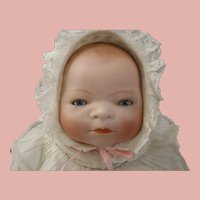"14""  Bisque Bye-Lo Baby Doll Grace S. Putnam Germany c.1920's"