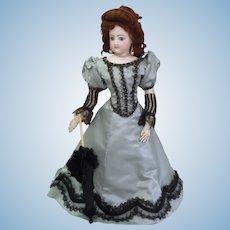 Francois Gaultier FG mark French Fashion doll c1870's
