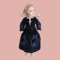 All Original SFBJ 60 Character doll in Original Historical Costume