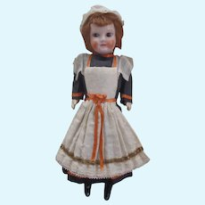 All original 1900's SFBJ Paris Composition Glass Eyes Mignonette Doll