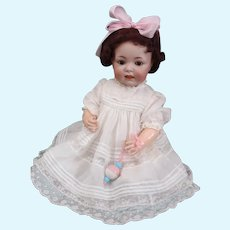 """Adorable 15"""" Kammer & Reinhardt 116-A Character Baby c1890's"""