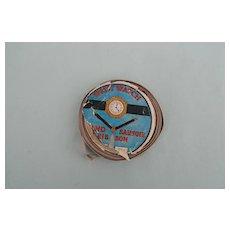 19th c. Wrist Watch or Sautoir Ribbon