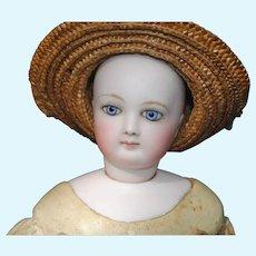 Lovely Jumeau Fashion... Circa 1870...Attic Find