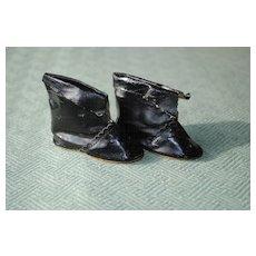 Circa 1890-1910 German Manufactured Boots