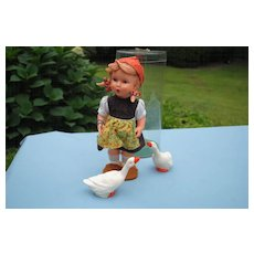 Goebel Hummel Doll In Original Box