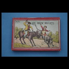 19th c.French Game