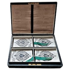 Chas. Goodall English Bezique Playing Card Set - Ca. 1890