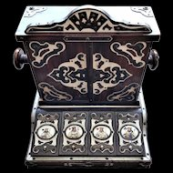 Fabulous Victorian Playing Card Press