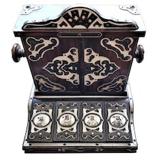 Fabulous Victorian Playing Card Press