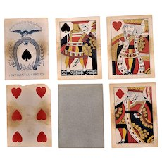 Continental Card Co. Faro Playing Cards
