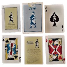 American Drummer deck of Playing Cards