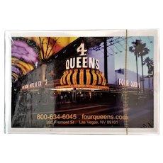 4 Queens Las Vegas, NV Casino Playing Cards